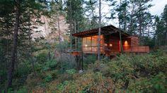 Flathead Lake Cabin | Covet | OutsideOnline.com