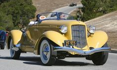 15 most beautiful American cars of all time