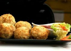 Mushroom Manchurian Recipe with Philips Airfryer by VahChef (video tutorial)