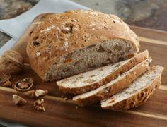 Apricot Walnut Bread