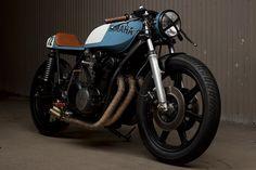 Fab '77 Yamaha XS750 / Ugly Motorbikes