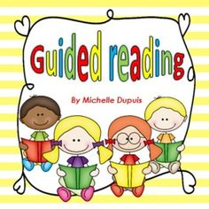 Guided reading is an important component of a balanced literacy program. It allows the teacher to meet the needs of all students by working with small groups for a period of twenty minutes.  All the activities in this product can be combined with any book.