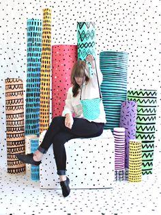Backdrop Idea. Fall 2012 Lookbook : falconwright