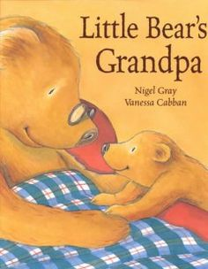 Each Friday Little Bear and his grandpa share a snack, a treehouse, and stories but one day Grandpa is in the hospital, too tired to tell a story, and Little Bear tells one of his own as Grandpa falls into the deepest sleep.