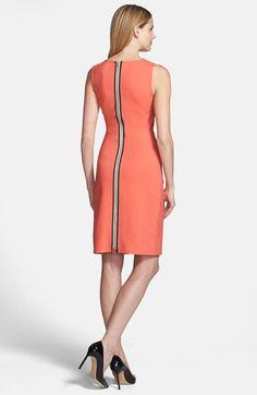 Kenneth Cole New York 'Hilary' Sheath Dress (Petite) | Nordstrom