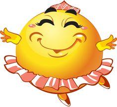 Ballerina Smiley