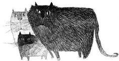 Cats.  http://hesmith.blogspot.ru/?m=1