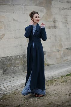 modest outerwear (coat)