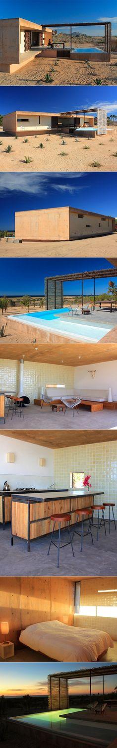 Maison à Todos Santos par Gracia Studio - Journal du Design