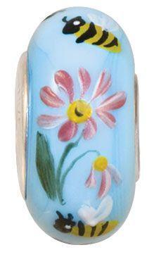 Fenton Art Glass - Buzzz Bumble Bee