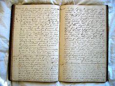 The Art of Keeping a Journal