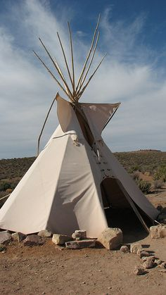 Tipi by flashxsfx, via Flickr
