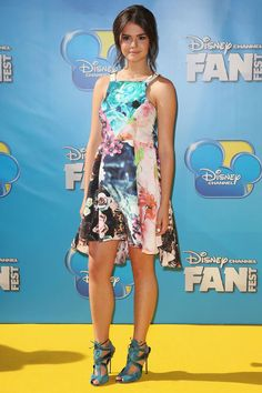 Maia Mitchell at the Teen Beach Movie premeire