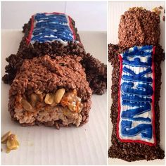 These Rice Krispie sculptures are sweet, sticky genius