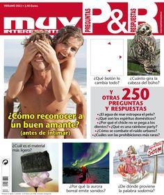 Portada de la Revista Especial Muy Interesante Preguntas y Respuestas del Verano 2013