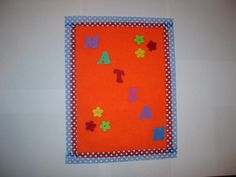 Matzoh cover-easy to make, even for little ones