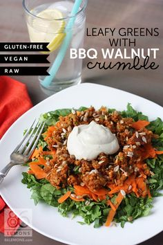crumbl raw, vegan, bbq walnut, yum, eat, recip, walnuts, leafi green, walnut crumbl