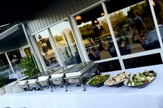 Why not have a summer BBQ Wedding??  Weddings at Stillwater at Crittenden, Mornington Peninsula www.stillwateratcrittenden.com.au