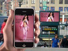 Victoria's Secret: Lily / Reveal Lily's secret  Victoria's Secret  Sexier than skin