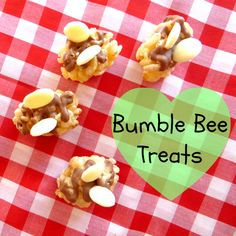 Bumble Bee Treats