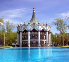 Columbia Carousel | The World's Tallest Carousel