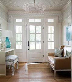 Gorgeous door.