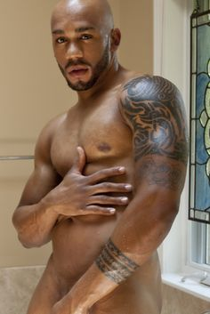 Hot Sexy Naked Black Men