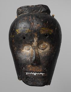 Mask [Probably Timor-Leste (East Timor)] (2000.444) | Heilbrunn Timeline of Art History | The Metropolitan Museum of Art