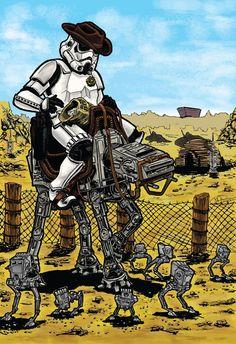 Western Stormtrooper