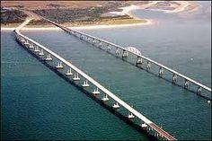 Gephyrophobia - Fear of Crossing Bridges.