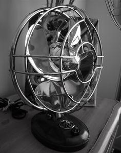 Gilbert electrical fan 1930's.