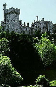 Lismore Castle in Ireland