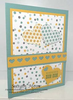 Groovy Love, Stampin