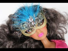 How to Make a Doll Mask