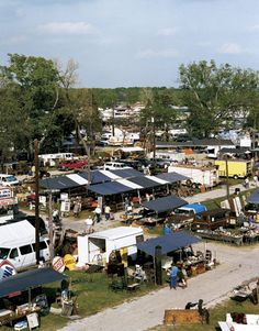 First Monday in Canton ~ long tradition of trade days
