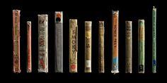 Nostalgic Photos Of Discarded Library Books - DesignTAXI.com