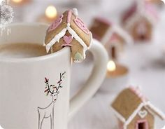 tea cup gingerbread