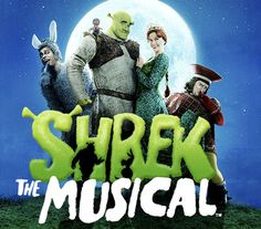 Thoroughly enjoyed Shrek. Brian D'Arcy James and Sutton Foster made the perfect Shrek and Fiona.