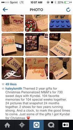 Remake- 2 year anniversary gift for boyfriend