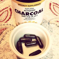 Radiant Skin Activated Charcoal & Clay Clearing Mask