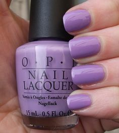 """OPI """"Do You Lilac It?"""""""