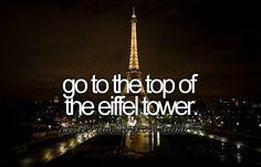 a kiss, eiffel tower, bucketlist, towers, dream