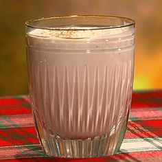 Holiday Spiked Eggnog Clinton Kelly The Chew