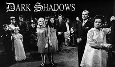 Just remember- I liked the original Dark Shadows before it was mainstream...