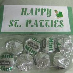 St. Patrick's Day Teacher Gift {St. Patrick's Day Party Favor}