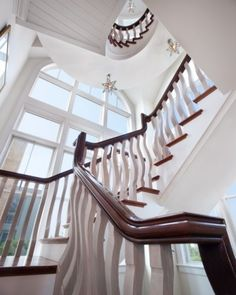 This staircase by Bruce Palmer Design Studio is one of the crazy/coolest I've ever seen. Well done! #stairs #staircase