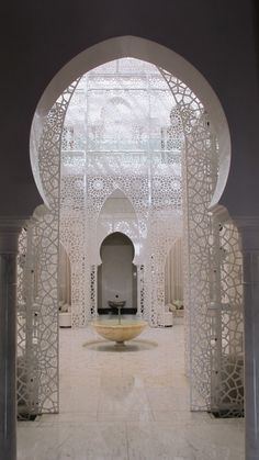 the royal mansour hotel, marrakech