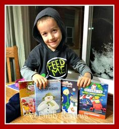 NCircle Entertainment 4 New Children's Holiday DVD Pack Review & Giveaway (US & Canada) ends 12/5