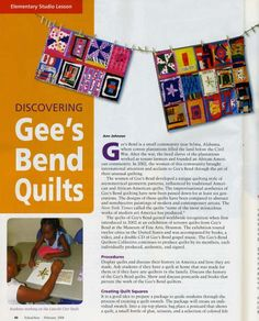 gees bend project