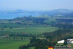 Countryside near Neuschwannstein, Germany